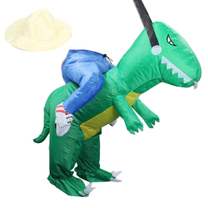 Halloween Party Inflatable Dinosaur Party Favor