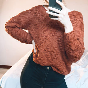 RUSTY LOVERS KNIT SHOP KNITS