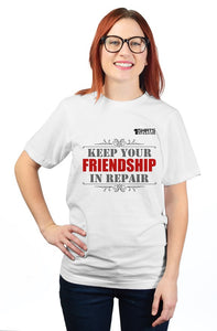 Friendship - t shirt for men and women