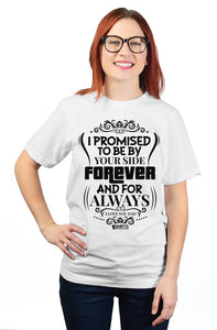 Dad Forever - t shirt for men and women