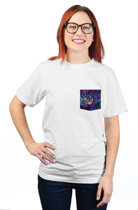 Unisex t shirt colorful