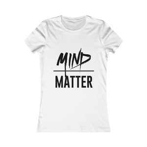 Womens Premium T-shirt - Mind Matter
