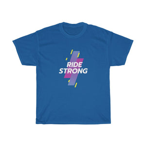 Unisex Heavy Cotton Tee - Ride Strong