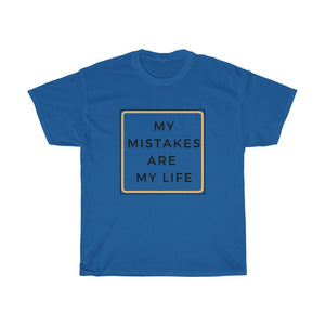 Unisex Heavy Cotton Tee - My Life