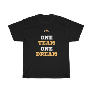 Unisex Heavy Cotton Tee - One Team
