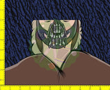Villains *Mask Panels             (Available Individually or As a Set)