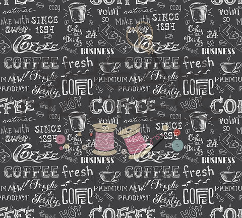 Coffee ChalkBoard