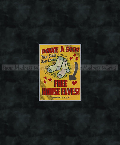 Donate A Sock  * Panel