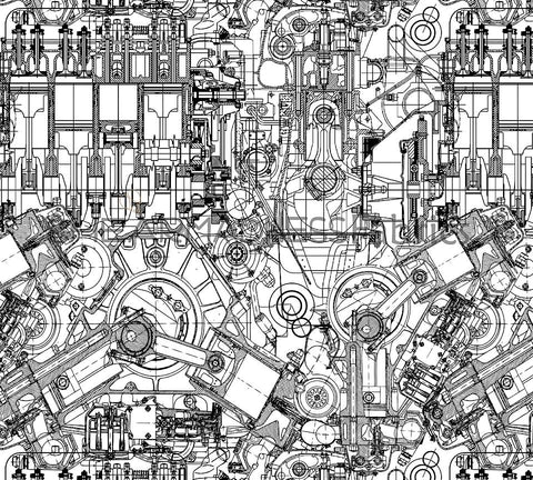 Engine Schematics