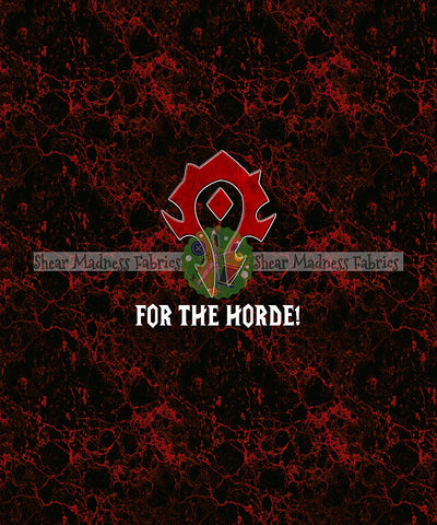 For The Horde   *Panel