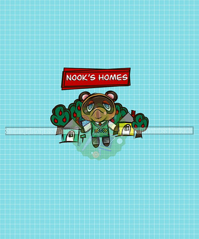 Nook's Homes on Grid  * Panel