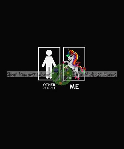 Other People vs. Me *Panel