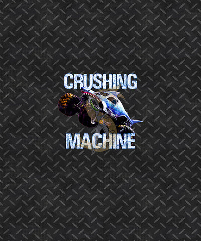 Crushing Machine * Panel