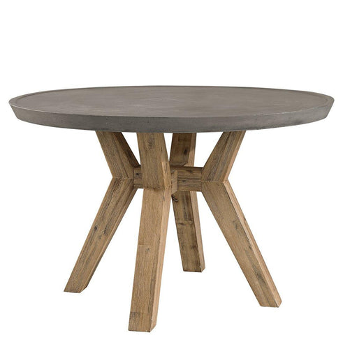 Tonga round dining table