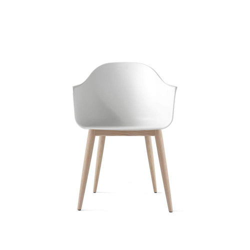 Harbour Chair, shell w. wood base