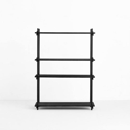 Shelving system - medium - Single Bay