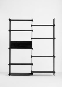Shelving system - Tall - double Bay