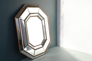 Spejl Octagon - The Epitome of Art Decor