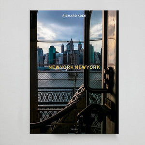 New York New York - Coffee table book