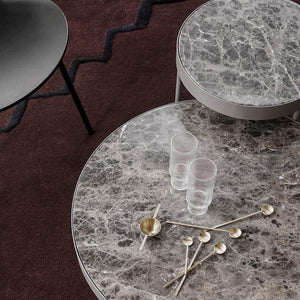Marble Table brown