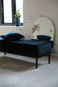 Daybed Daytona, Velour Sort