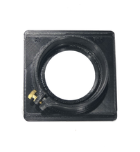 Load image into Gallery viewer, GRAFLEX 4X5 PACEMAKE LENS BOARD FOR 2½ BODY BUHL PROJECTOR LENS
