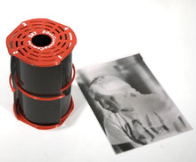 Load image into Gallery viewer, QL57-JP 5X7 Quick Load 4 Sheet Film Reel for Jobo and Paterson Tanks
