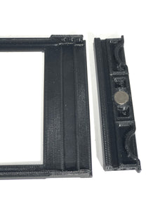 X45 4x5 Modular Plate Holder with Dry Plate Tray