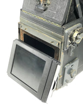Load image into Gallery viewer, X45-1100 4x5 Modular Plate Holder for Graflex back cameras