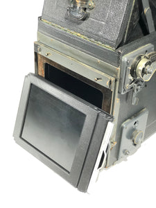 X45-1100 4x5 Modular Plate Holder for Graflex back cameras
