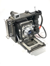 Load image into Gallery viewer, LEFT SIDE GRIP for Graflex  2x3 CENTURY AND PACEMAKER CROWN AND SPEED GRAPHIC PRESS CAMERAS