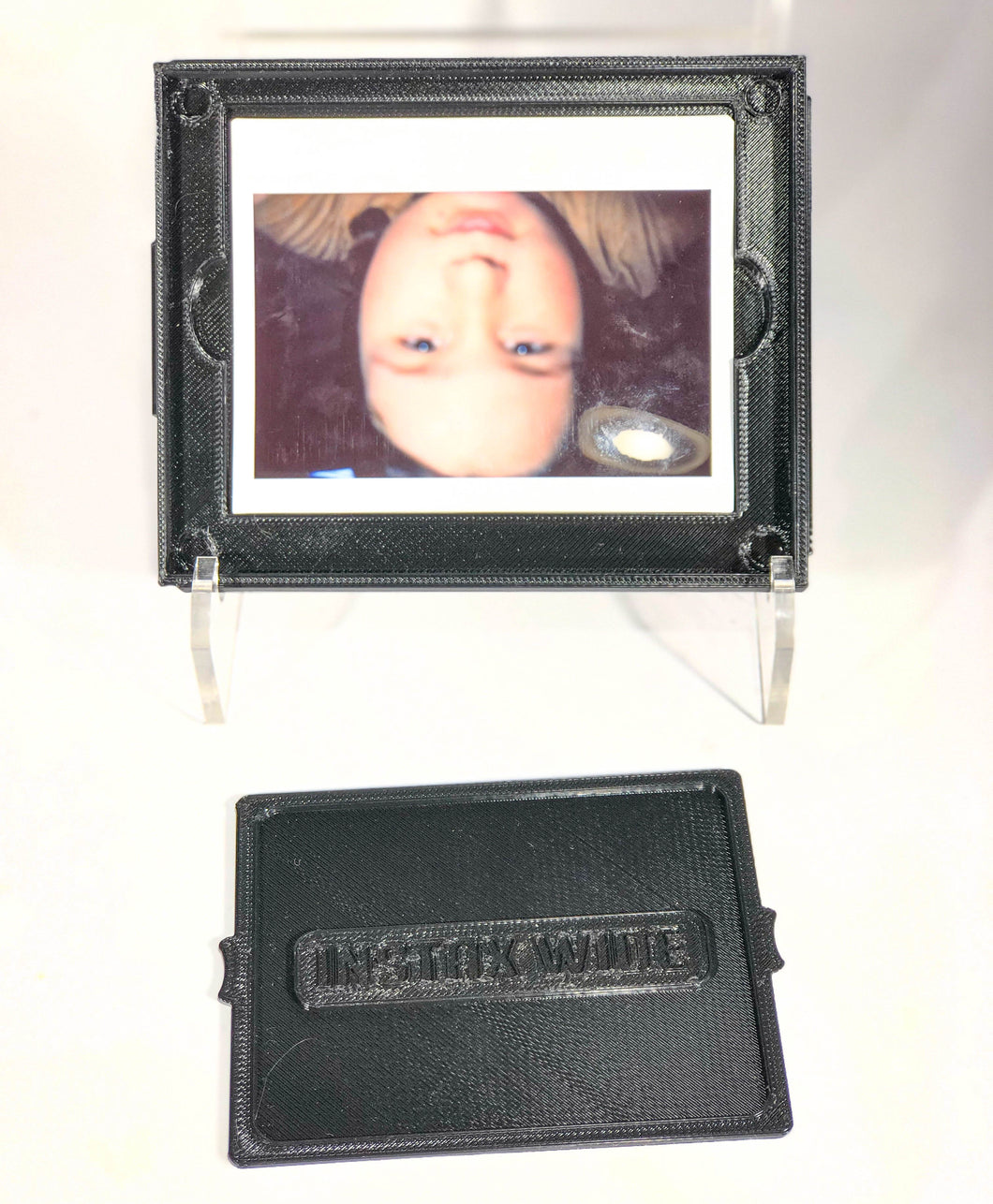 Instax Wide Tray for X45 4x5 Modular Plate Holder