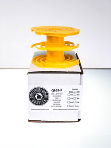 QL69-P 6.5x9cm (2½x3½) Quick Load 6 Sheet Film Reel