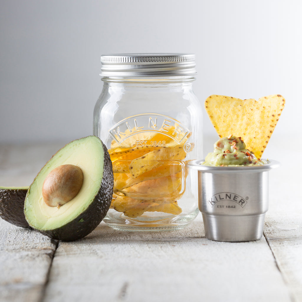 KILNER | Food To-Go-Glas