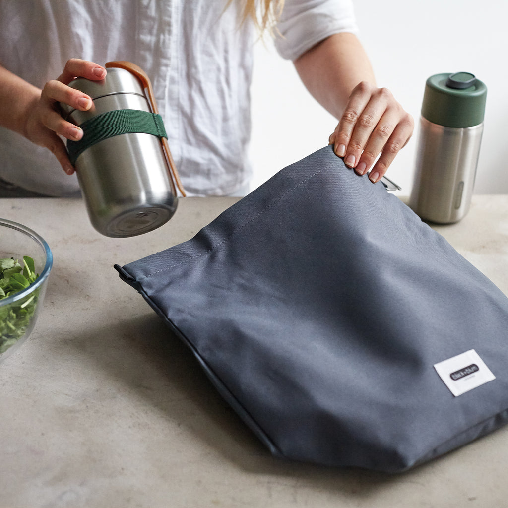 black+blum | Lunchbag in 2 Farben