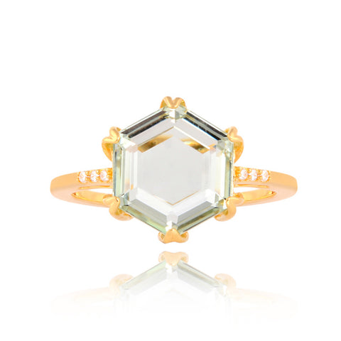 Evergreen Love Ring