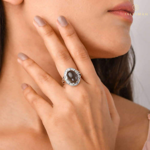 Pure Silver Rings Online | Luscious Luxe Ring | Ring | TALISMAN