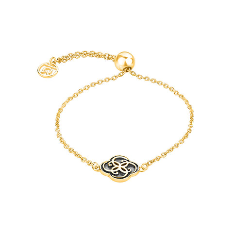 """Breath of Life"" Symbol Bracelet"