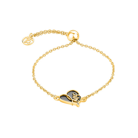 Love me always Symbol Bracelet
