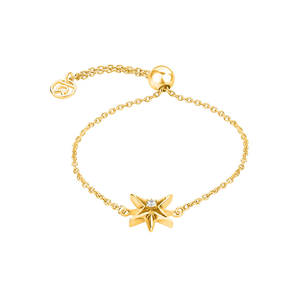 North Star Symbol Bracelet