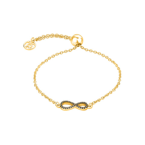 From now to infinity Symbol Bracelet