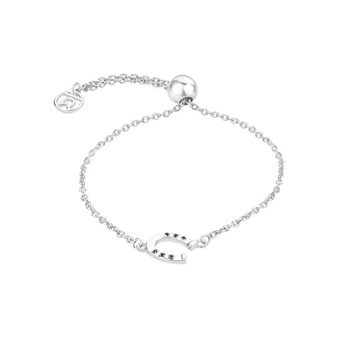 Women's Bracelets Online In India - Horseshoe Symbol Bracelet