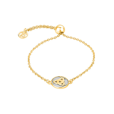 Shop For Tripple Goddess Symbol Bracelet Online