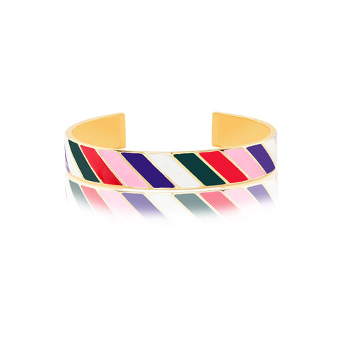 "Buy Bangles Online | Prism of Colours Enamel Bangle | ""9 to 9"" Office Wear 