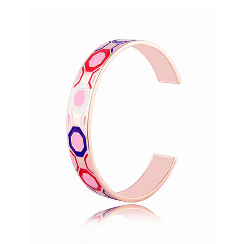 Shop for Candy Crush Cocktail Enamel Bangle on Talisman World Online At Best Price. Unique collection of Sterling Silver Bangles Online Only At Talisman World. Free Shipping & COD Available.