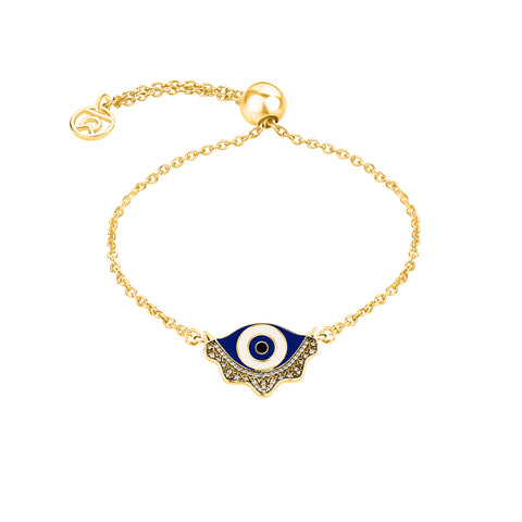 Buy Evil Eye Bracelet | Majestic Evil Eye Symbol Bracelet