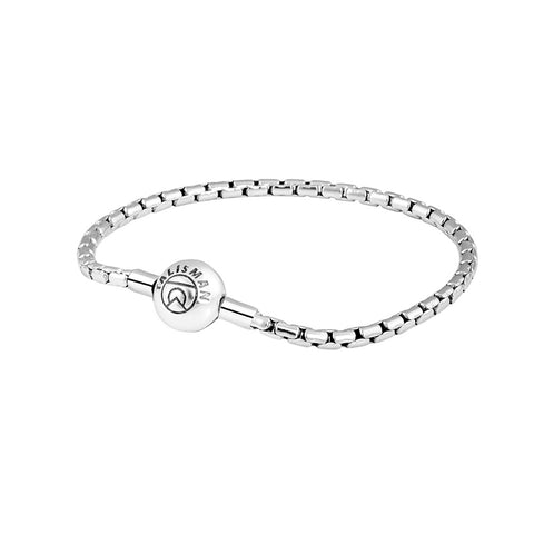 Essence Radiant Silver Bracelet - Bracelets For Women Online India