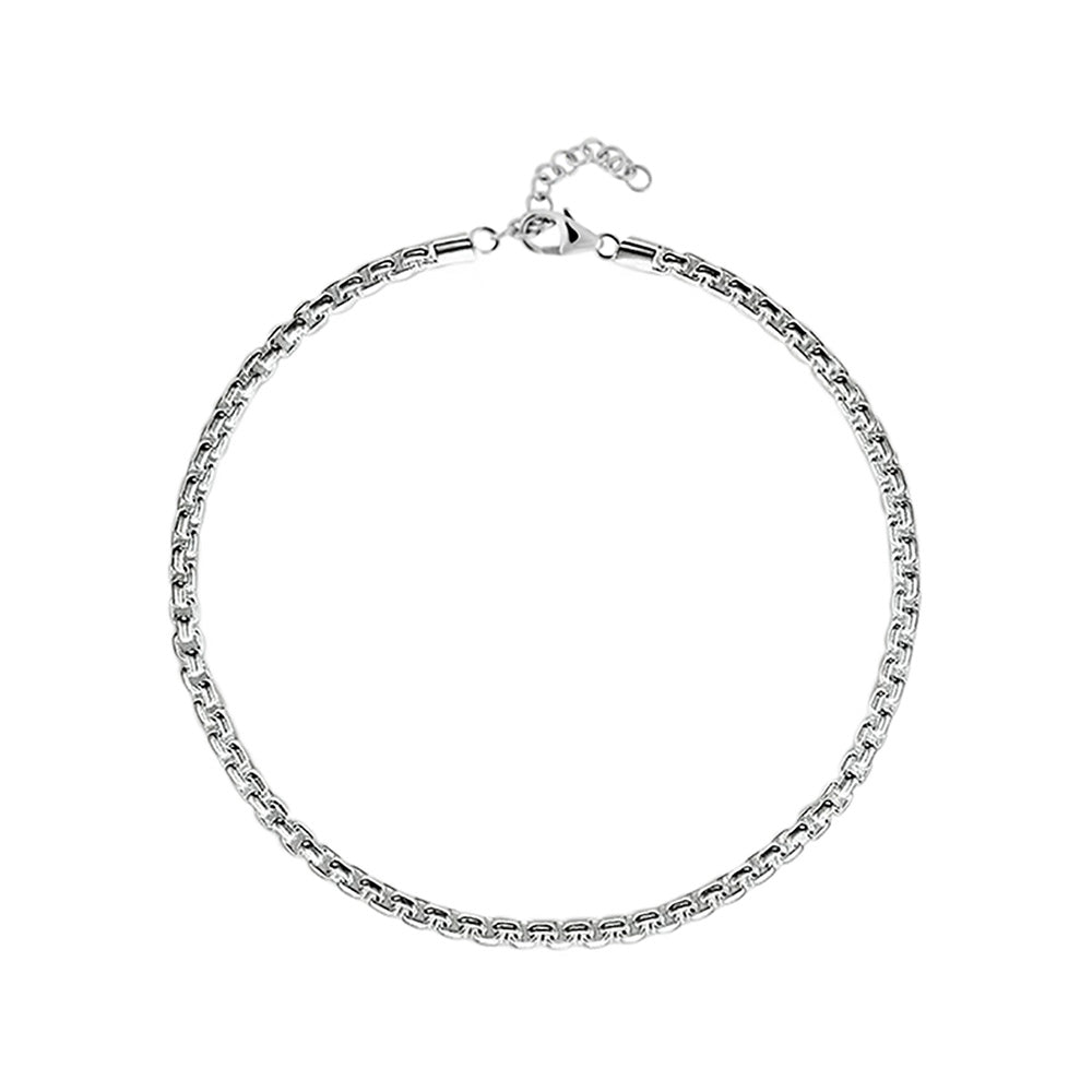 Essence Radiant Silver Bracelet - Adjustable