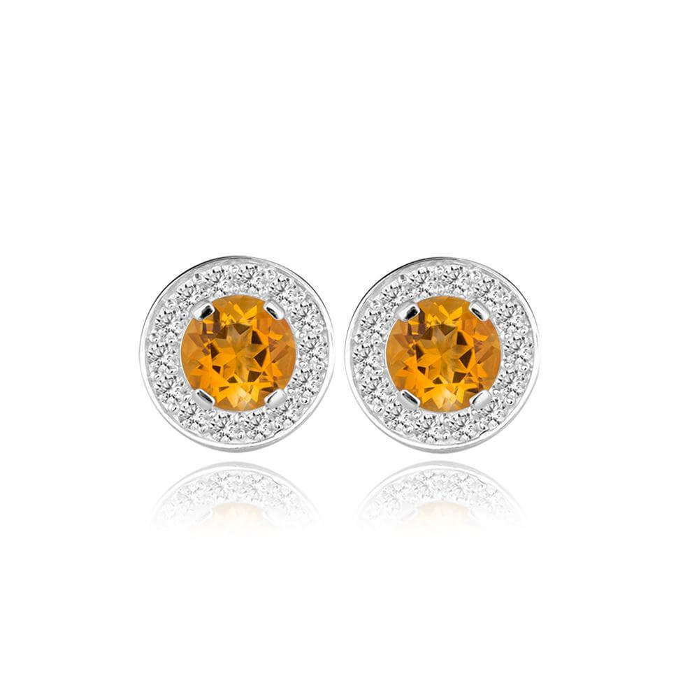 Bright Sun Earrings