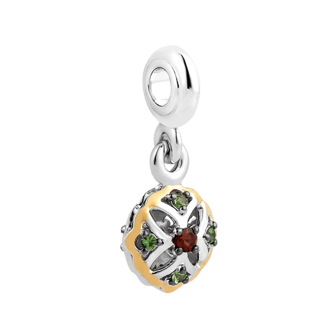 Zoya Charm - Silver Dangle Charms Online For Women
